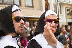 Cologne de Carneval Images libres de droits