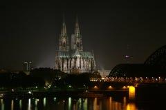 cologne de cathédrale Photo stock