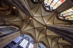 Cologne de la catedral Foto de archivo libre de regalías