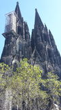 Cologne de la ciudad Fotografía de archivo libre de regalías
