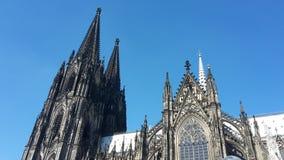 Cologne de la ciudad Imágenes de archivo libres de regalías