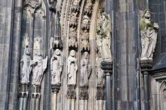 Cologne Dom Stock Image