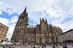 Cologne domkyrka Arkivfoto