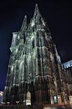 Cologne domkyrka Royaltyfria Foton