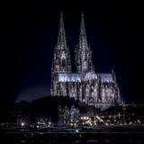 Cologne domkyrkaKölner Dom Royaltyfria Bilder