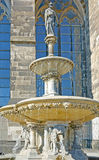 Cologne Fountain Royalty Free Stock Photos