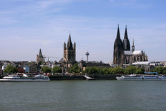 cologne Germany fotografia royalty free