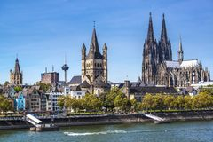 Free Cologne, Germany Royalty Free Stock Image - 34811156