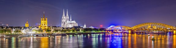 Cologne, Germany Stock Photography