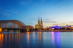Cologne Germany Royalty Free Stock Images