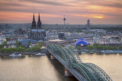 Cologne, Germany. Stock Images