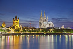 Cologne, Germany. Stock Image