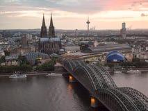 Cologne Stock Photo