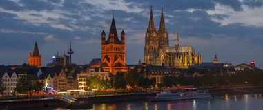 Cologne, Germany Royalty Free Stock Photography
