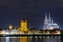 Cologne Germany Stock Images