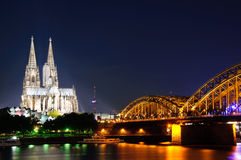 Cologne/Köln, Germany Stock Images
