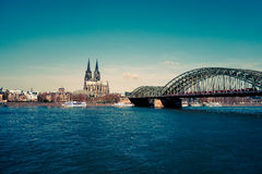 Cologne(Köln)Cathedral, Germany Royalty Free Stock Photography