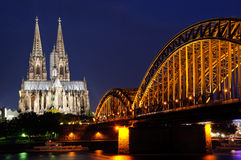 Cologne/Köln, Germany Stock Image