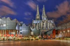 Cologne Koln, Tyskland Royaltyfri Foto