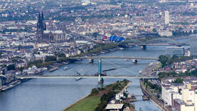 Cologne - l'Allemagne Images libres de droits