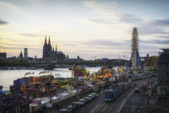 Cologne mässa Arkivbild
