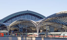 Cologne Main Station Stock Photo