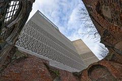 Cologne, musée de Kolumba Photographie stock libre de droits
