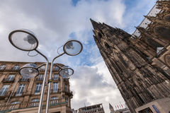 Cologne, North Rhine-Westphalia, Germany Stock Image