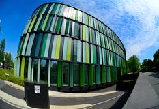Cologne Ovalkontor Royaltyfria Bilder