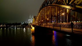 Cologne Skyline Stock Images