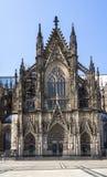 Cologne Tyskland Royaltyfria Bilder