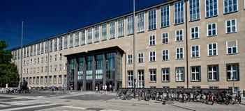 Cologne university Universität Köln Royalty Free Stock Photo