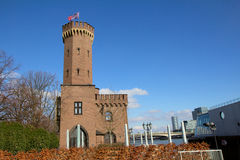 Cologne . Watchtower. Royalty Free Stock Image