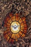 Colomba di Spirito Santo Fotografie Stock Libere da Diritti