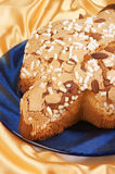 Colomba pasquale Royalty Free Stock Photography