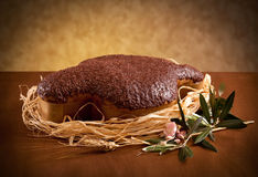 Colomba pasquale (Easter Dove) Royalty Free Stock Photo