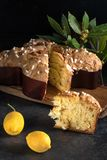 Colomba Pasquale Royalty Free Stock Photos