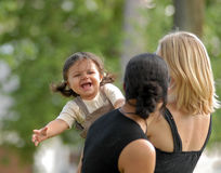 colombes 15 enfants Obraz Royalty Free