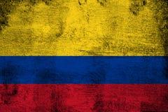 colombia royaltyfri illustrationer