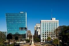 Colombia Carolina Main Street View Cityscape del sud Fotografia Stock