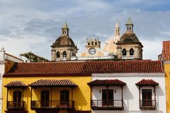 Colombia, Cartagena Royalty Free Stock Photography