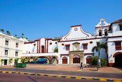 Colombia. Cartagena. Stock Photo