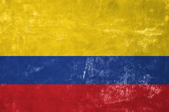 Colombia - Colombian Flag Royalty Free Stock Photos