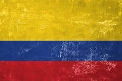 Colombia - colombiansk flagga Royaltyfria Foton