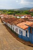 Colombia, Colonial village of Barichara Stock Photography