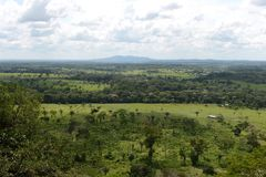 Colombia. Eastern regions of Colombia. Soutch America stock photo