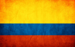 Colombia Flage Stock Images