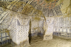 Colombia forntida gravvalv Fotografering för Bildbyråer
