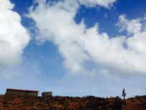 Colombia landskap Arkivfoton
