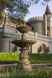 Colombia - Medellin, Antioquia - El Castillo, museum och trädgård Royaltyfri Fotografi